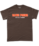 Cleveland Dawg Pound UK Pick 6 Apparel T-Shirt - 3 Colours - Pick 6 Apparel