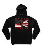 Tampa Bay Pro Flag UK Its a Buccs Life Pick 6 Apparel Hoodie - 2 Colours - Pick 6 Apparel