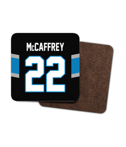Carolina Custom Home Jersey - Single Drinks Coaster - Pick 6 Apparel