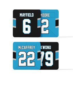 Carolina Custom Jersey - Drinks Coaster Bundle BUY 2 GET 2 FREE - Pick 6 Apparel
