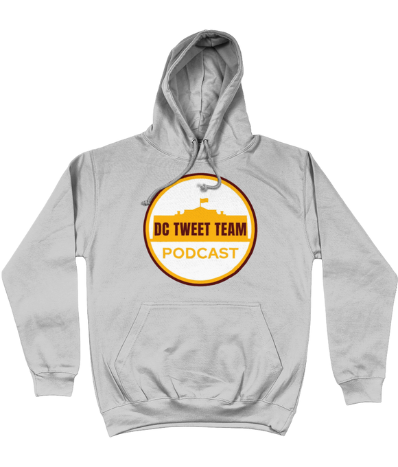 DC Tweet Team Hoodie - 2 Colours - Pick 6 Apparel