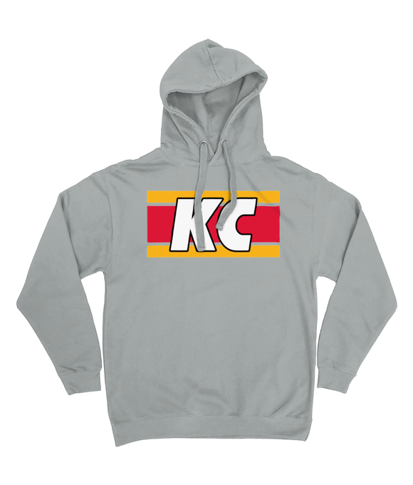 Kansas City Pro Colour Code KC Pick 6 Apparel Hoodie - 2 Colours - Pick 6 Apparel