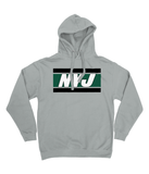 New York Pro Colour Code NYJ Pick 6 Apparel Hoodie - 2 Colours - Pick 6 Apparel