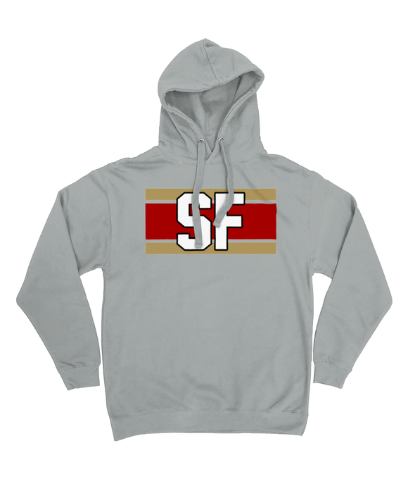 San Francisco Pro Colour Code SF Pick 6 Apparel Hoodie - 2 Colours - Pick 6 Apparel