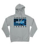 Carolina Pro Flag UK Keep Pounding Pick 6 Apparel Hoodie - 3 Colours - Pick 6 Apparel