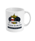 Dynasty Ryder Bowl - Customised 11oz Mug - Team Europe - Pick 6 Apparel