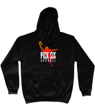 Pick 6 Apparel 'Interception' Hoodie - 4 Colours - Pick 6 Apparel