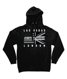 Las Vegas Pro Flag UK Raider Nation Pick 6 Apparel Hoodie - 2 Colours - Pick 6 Apparel