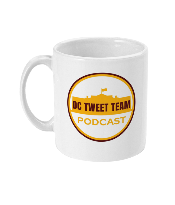 DC Tweet Team 11oz Mug - Pick 6 Apparel