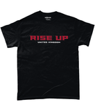 Atlanta Rise Up United Kingdom Pick 6 Apparel T-Shirt - 3 Colours - Pick 6 Apparel