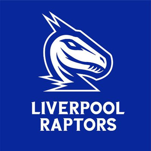 Liverpool Raptors Britball Merchandise - Pick 6 Apparel