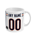 Chicago Personalised Home Link Up Ceramic Mug - Pick 6 Apparel