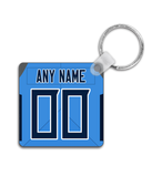Arizona Player Jersey Custom Personalised Link Up Keyring - Pick 6 Apparel