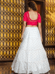 Celebrations Wear Tiered Lehenga Choli for Online Sales by Fashion Nation