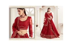 Shaadi Special Wedding Lehenga Choli at Cheapest Prices by Fashion Nation