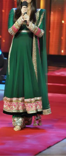 1803 Bollywood Inspired Designer Indian Ethnic Traditional Anarkali - Fashion Nation