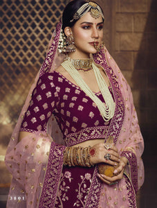 Designer Wedding Special Ethnic Lehenga Choli at Cheapest Prices by Fashion Nation