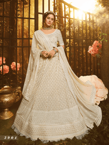 Dainty Lucknowi Lehenga Choli at Cheapest Prices by Fashion Nation