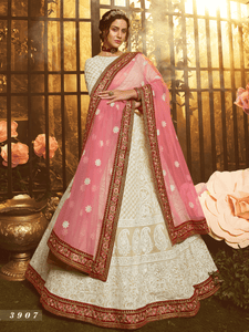 Royal Lucknowi Lehenga Choli at Cheapest Prices by Fashion Nation