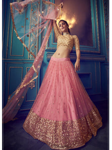 Marriage Reception Party Lehenga Choli for Online Sales by Fashion Nation