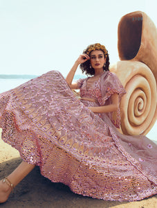 Bachelorette Designer Functions Wear Lehenga Choli at Cheapest Prices by Fashion Nation