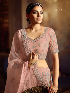 Reception Party Wear Designer Lehenga Choli - Fashion Nation