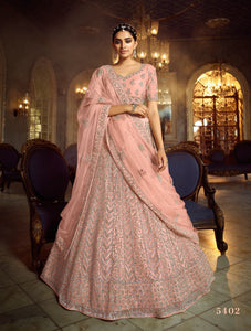 Reception Party Wear Designer Lehenga Choli by Fashion Nation
