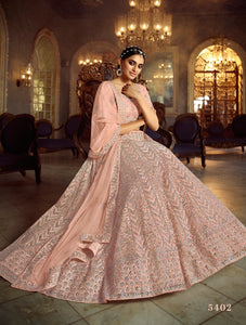 Reception Party Wear Designer Lehenga Choli for Online Sales by Fashion Nation