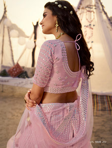 Cocktail Party Wear Designer Lehenga Choli for Online Sales by Fashion Nation