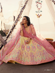 Shaadi Party Wear Designer Lehenga Choli at Cheapest Prices by Fashion Nation