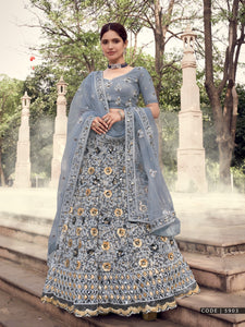 Reception Wear Designer Fashionable Lehenga Choli by Fashion Nation