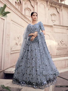 Shaadi Special Designer Engagement Wear Lehenga Choli for Online Sales by Fashion Nation