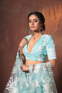 Sagaai Party Wear Designer Lehenga Choli at Best Prices by Fashion Nation