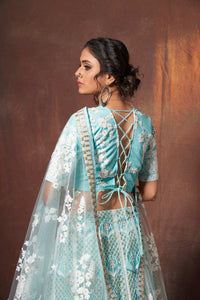 Sagaai Party Wear Designer Lehenga Choli | Fashion Nation