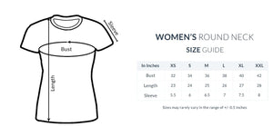 Measurement Chart by Fashion Nation