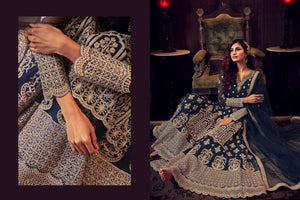 Evening Party Designer Sharara Suit for Online Sales by Fashion Nation