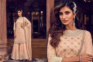 Ceremonial Party Wear Designer Sharara Suit at Cheapest Prices by Fashion Nation
