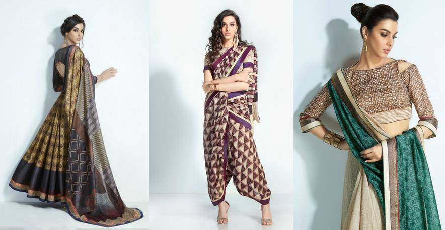 Designer Sarees by Fashion Nation India