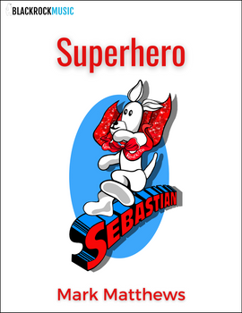 Superhero Sebastian (Studio Licensed)