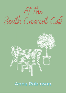 At the South Crescent Café