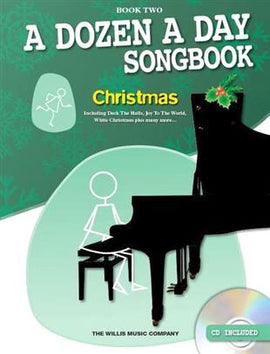 A Dozen A Day Songbook Christmas Book 2 WMR101387