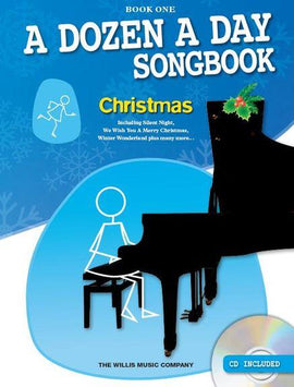 A Dozen a Day Songbook Christmas Book One 9781783056422