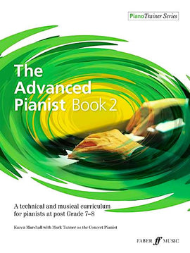The Advanced Pianist Book 2 Karen Marshall Mark Tanner 0571541178