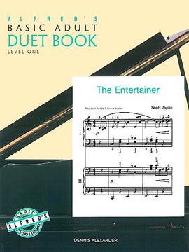Alfred's Basic Adult Duet Book Level 1 2227