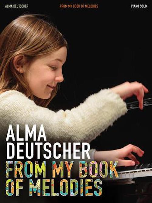 From My Book of Melodies Alma Deutscher Piano Solo CH88148