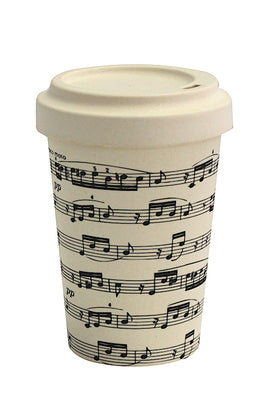 Arpeggio Bamboo Coffee Cup Beethoven Fur Elise Score 3034856