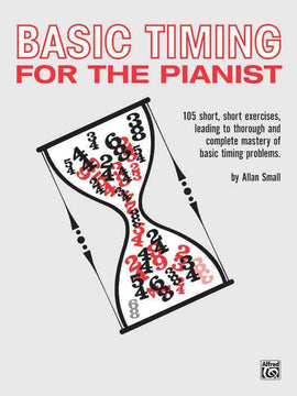 Basic Timing for the Pianist 105 Short Exercises Alfred 517