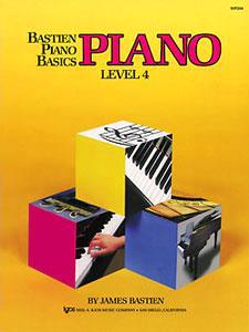 Bastien Piano Basics Level 4 James Bastien 9780849752698