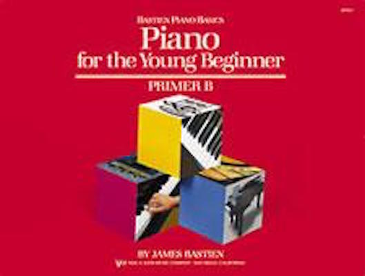 Bastien Piano Basics Young Beginner Primer B 9780849793189 WP231