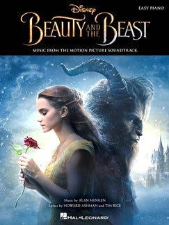Beauty and the Beast  Easy Piano Music from the Motion Picture Soundtrack